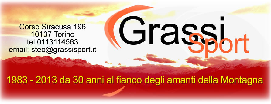 b1fb3e799a0210 Grassi Sport sci alpinismo -ZAINI